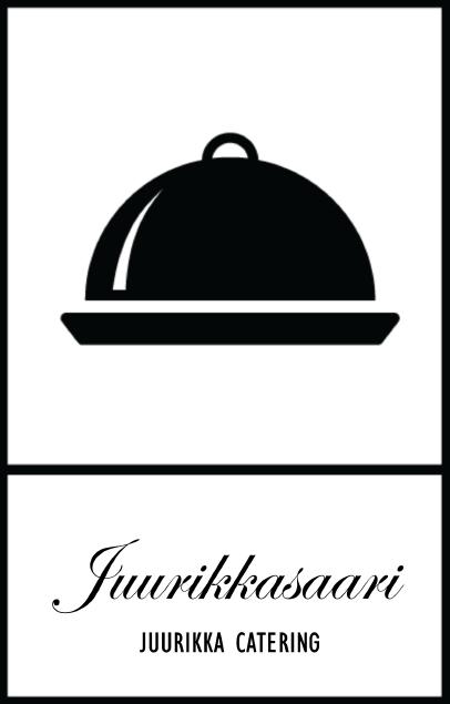 Juurikkasaari Catering logo